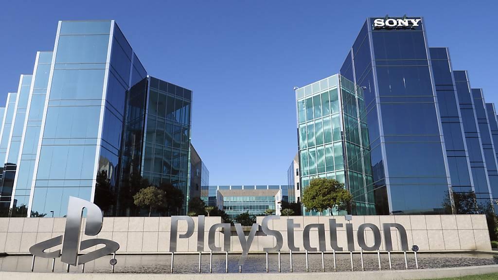Sony mit mehr Umsatz und Gewinn im ersten Geschäftsquartal