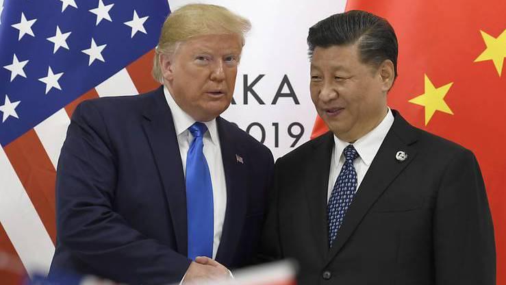 Die schwarze Liste der USA: Elf weitere chinesische Unternehmen stehen jetzt da drauf