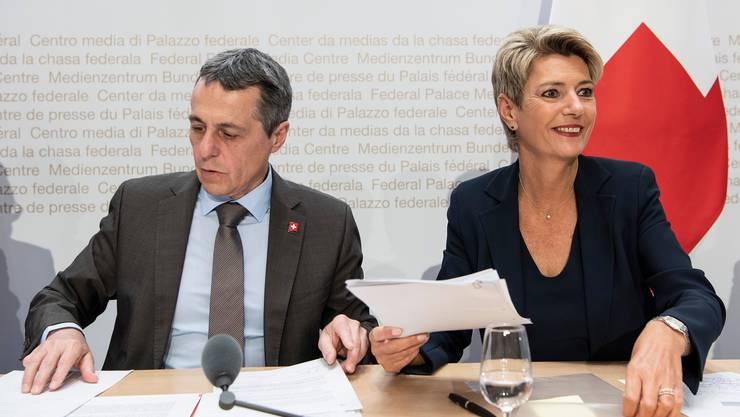 Der Bundesrat soll schnell das weitere Vorgehen beim Rahmenabkommen klären, fordert die APK-N.