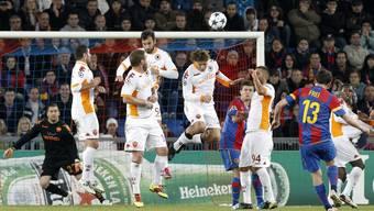Der FC Basel in der Champions League-Saison 2010/11