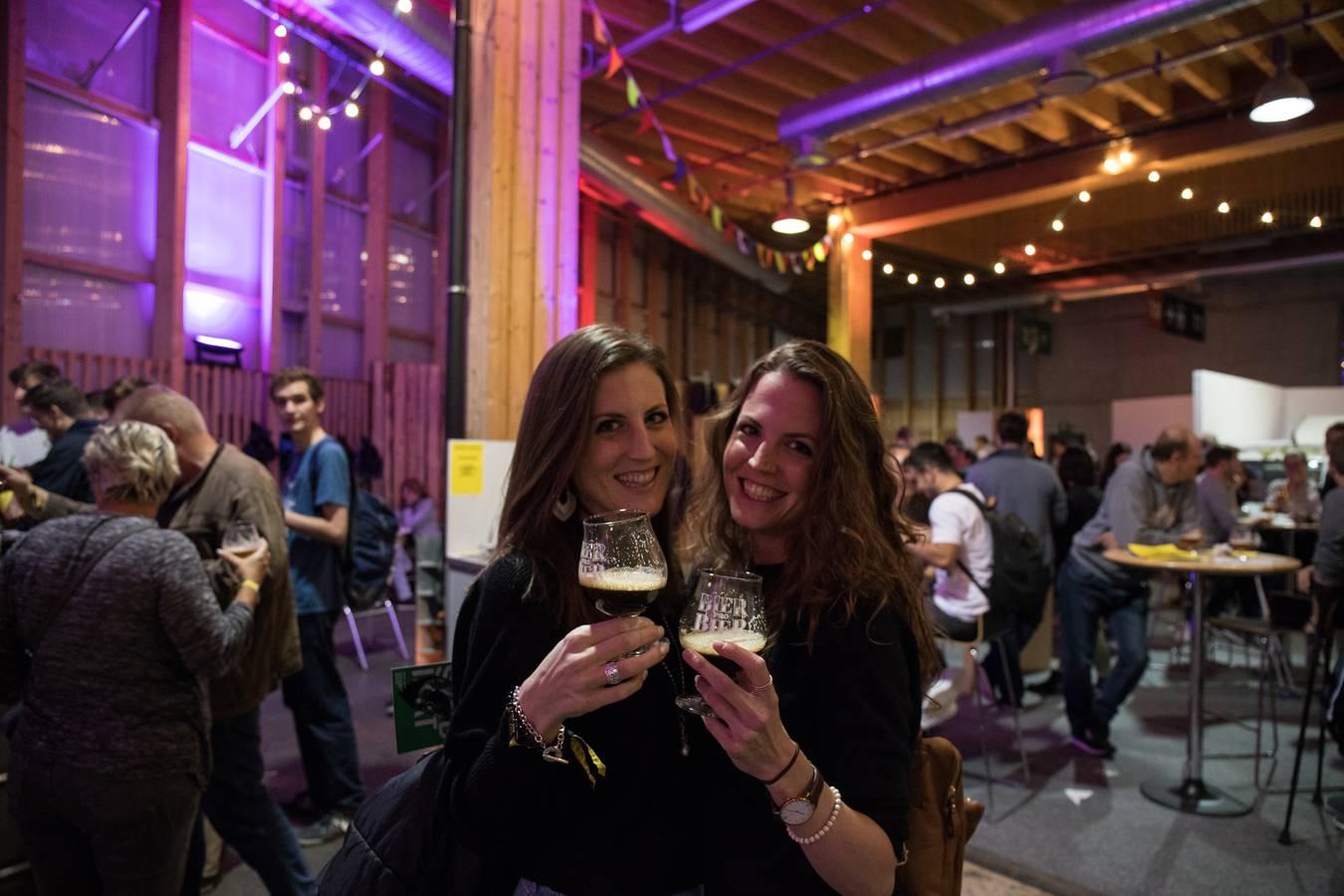 Das Bierprobier-Festival in St.Gallen liessen sich viele Besucher nicht entgehen. (© FM1Today)