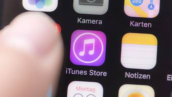 Apple will das Symbl des iTunes-Stores schützen.