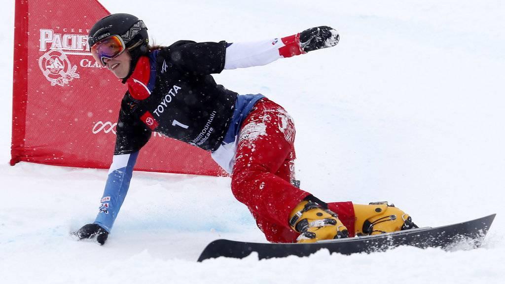 Ladina Jenny fuhr an der WM auf den dritten Platz.