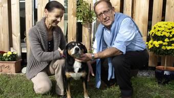Silvia und Josef Zihlmann setzen sich gegen grausame Hundetötungen in Rumänien ein.