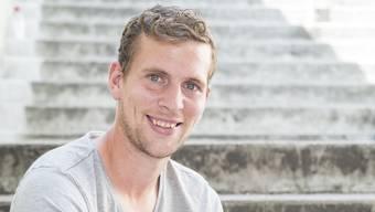 Hat wieder gut lachen: Seit Marcel Koller FCB-Trainer ist, blüht Fabian Frei im zentralen Mittelfeld regelrecht auf.