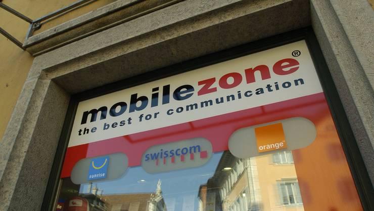 Mobilezone hat den Konzerngewinn im letzten Jahr  um 12,3 Prozent gesteigert.