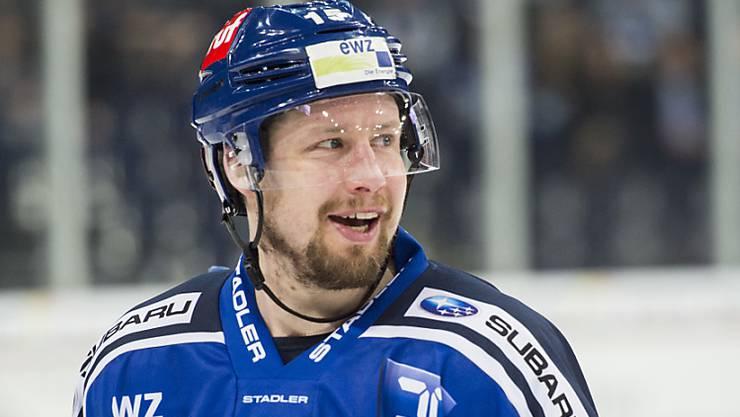 Seine Zukunft ist offen: Mathias Seger.
