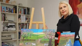 «Fleckis Weihnachten» ist Christine Gutbubs erstes Kinderbuch.
