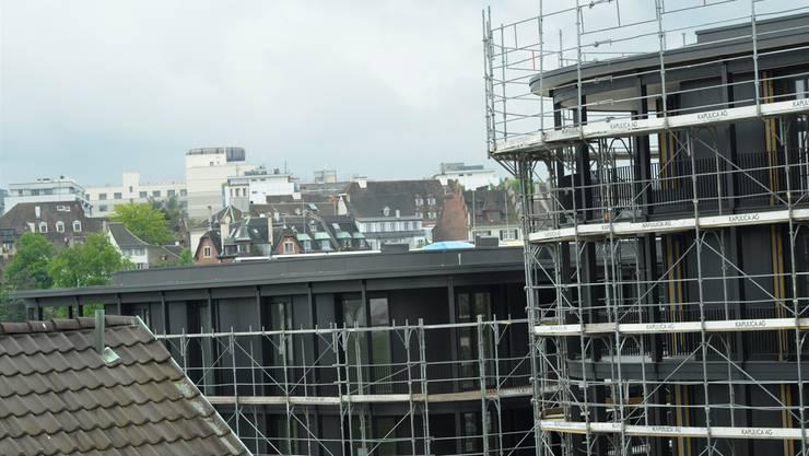 In Basel sollen 1000 preisgünstige Wohnungen entstehen.