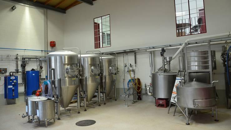Die Baselbieter Brauerei AG ist in Ziefen zu Hause.