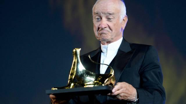 Armin Mueller-Stahl wurde für sein Lebenswerk geehrt