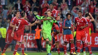 Bayern besiegt im Supercup Chelsea im Penaltykrimi