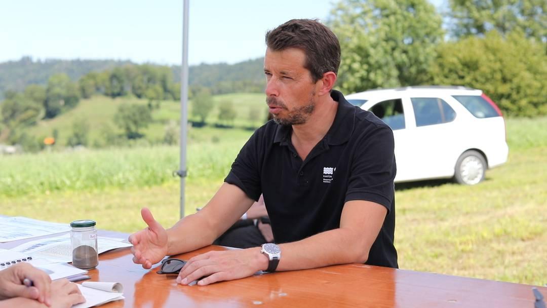 «Das ist sehr aussergewöhnlich»: Kantonsarchäologe Georg Matter im Gespräch