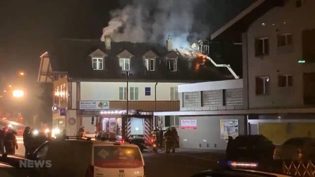 52-Jähriger stirbt bei Brand in Grosshöchstetten