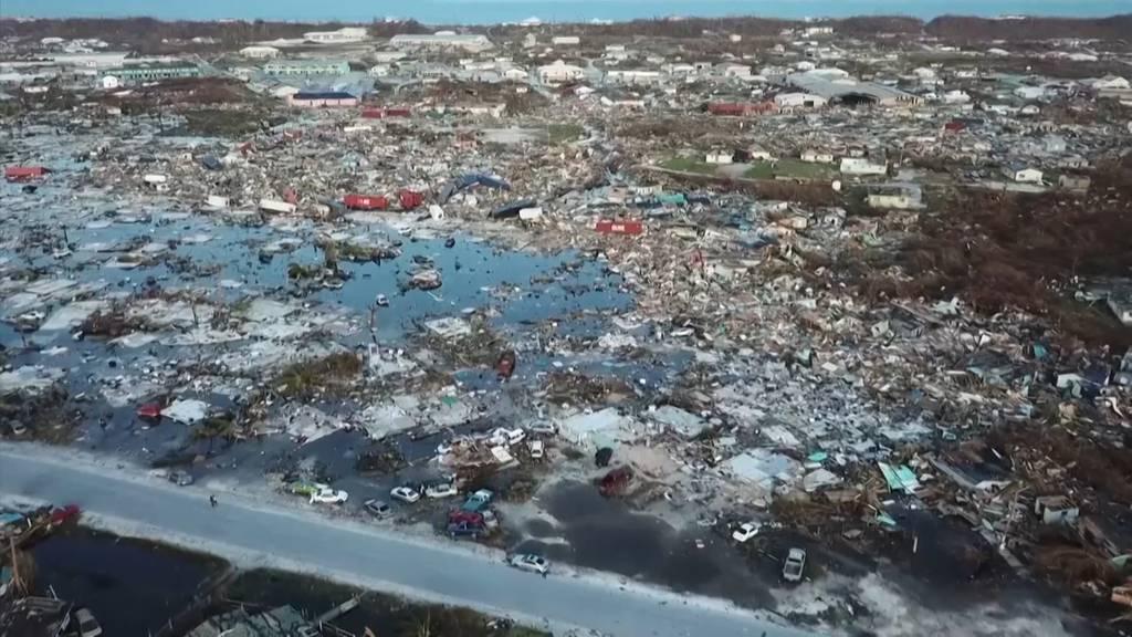 Mindestens 20 Tote auf den Bahamas