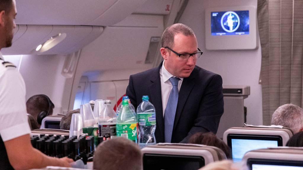 Jobtausch Flight Attendant