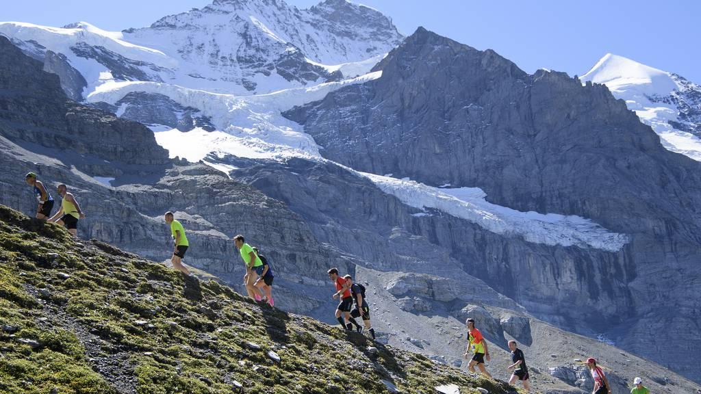 Premiere am Jungfrau-Marathon