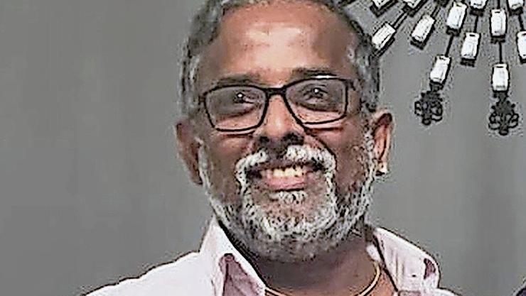 Seit dem 12. Dezember vermisst: Uthayakumar Rajarantam.