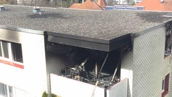 Wohnungsbrand in Neuenhof