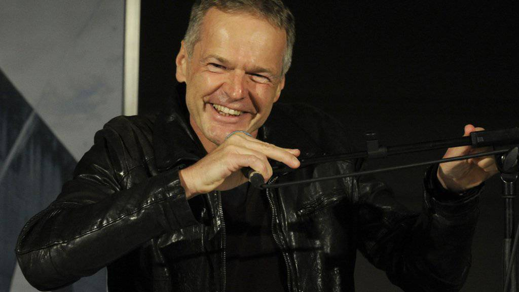 Sein grotesker Humor kommt an: Der österreichische Schriftsteller Wolf Haas wurde dafür mit dem Kasseler Literaturpreis ausgezeichnet (Archiv).
