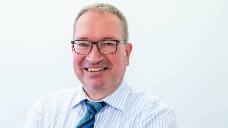 «Die Anforderungen der Industrie an die Versorgungssicherheit sind hoch. Davon profitieren auch die Privathaushalte in Lenzburg», sagt Markus Blättler.