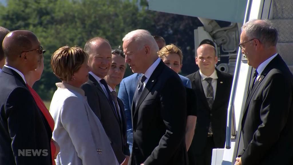Gipfeltreffen der Grossmächte USA und Russland: Genf ist abgeriegelt und gleicht einer Festung