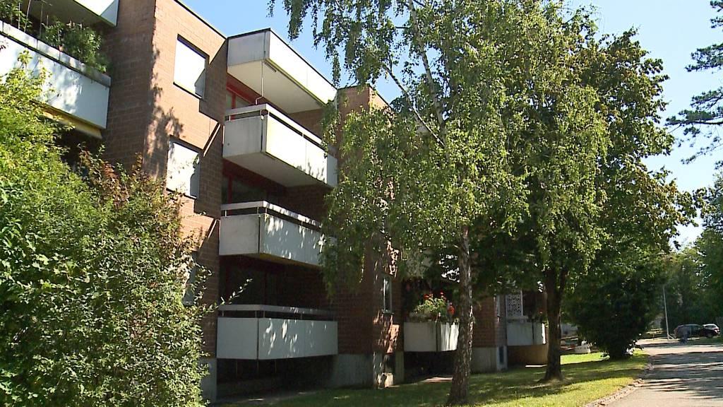 Schockierte Mieter: In Rheinfelden erhalten 330 Siedlungs-Bewohner die Kündigung