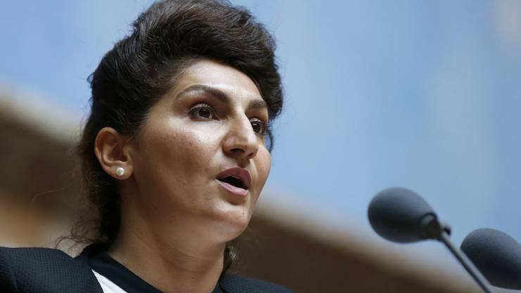 Nationalrätin Sibel Arslan: Wenn Lauber das Treffen verschwiegen hat, sei er nicht mehr haltbar.