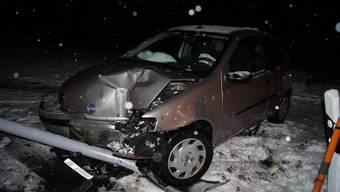 Neulenkerin baut Unfall in Zug