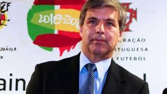 Generaldirektor der iberischen WM-Kandidatur: Miguel Angel Lopez