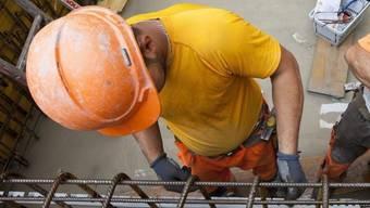 Viele neue Firmen entstanden im Baugewerbe (Symbolbild)