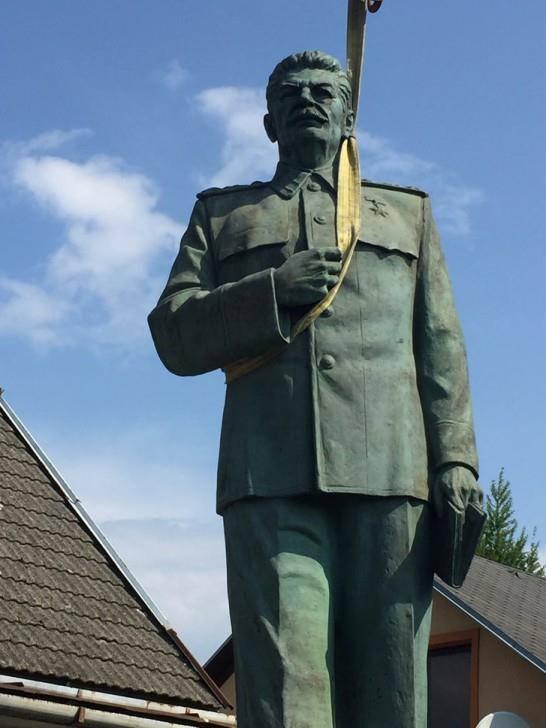 Mehr Bilder der Statue
