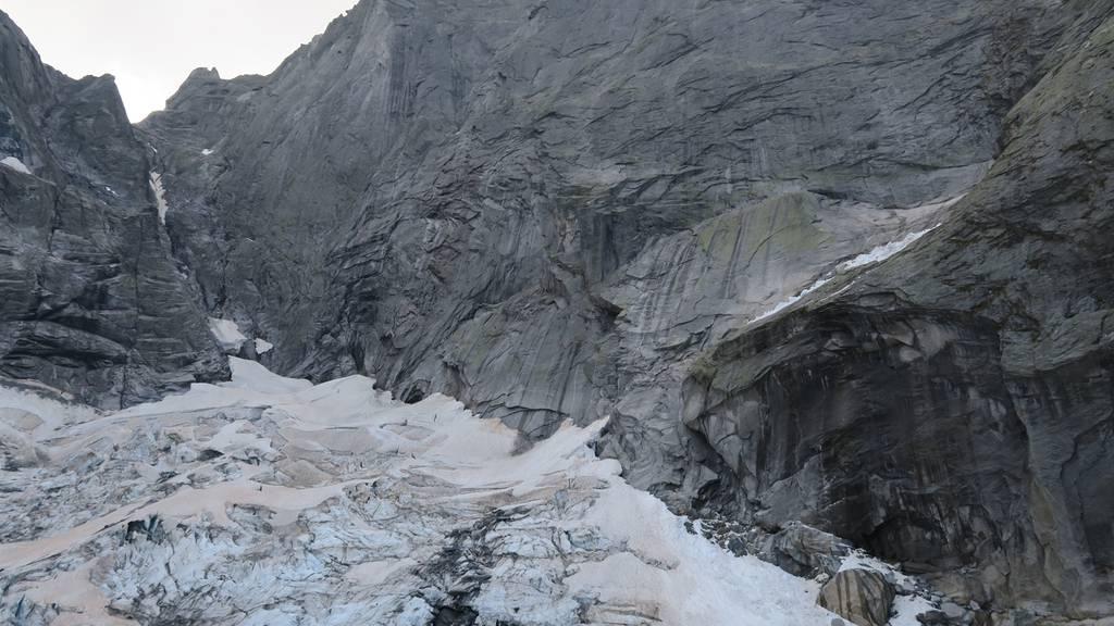 Zwei Leichen in Bündner Bergen gefunden