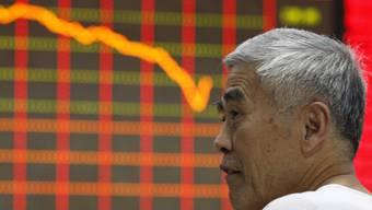 Die IWF-Prognose für Konjunkturmotor China zeigt nach unten
