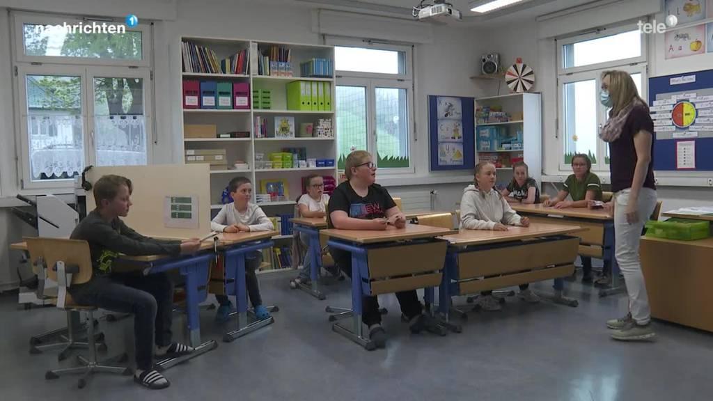 Innerthal will mit neuen Familien die Dorfschule retten