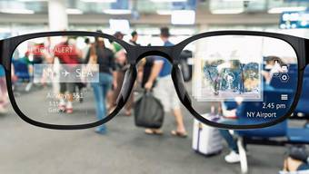 Apple soll im nächsten Jahr eine neue Datenbrille auf den Markt bringen.