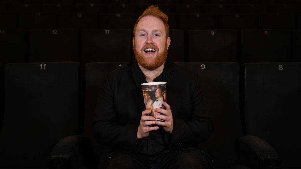 Film-Fan Gavin James stellt sich unserem Movie-Quiz