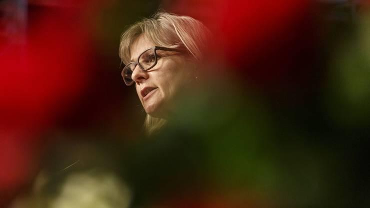 Regierungsrätin Brigit Wyss ist überzeugt, dass die Neuauflage der Steuervorlage auf Kurs ist.