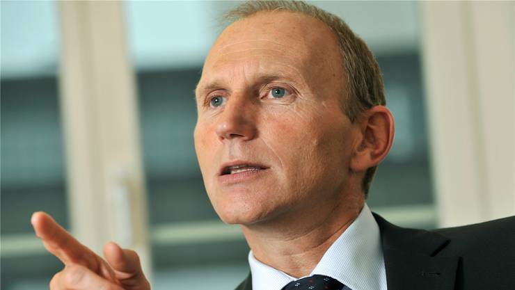 Andreas Burgener macht sich Überlegungen über eine Kandidatur, hat sich nach eigener Aussage aber noch nicht entschieden.