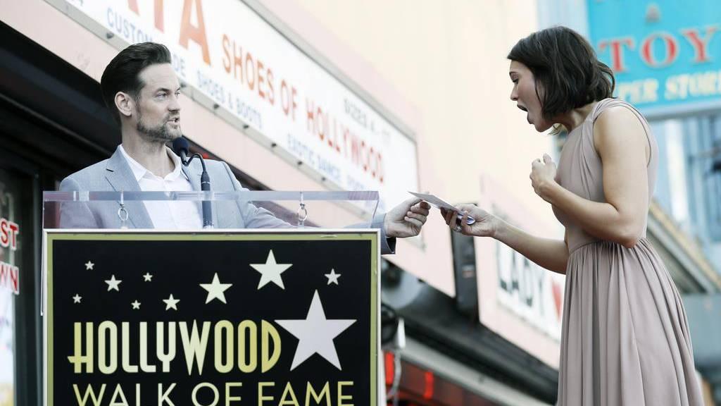 Mandy Moore bekommt Hollywood-Stern
