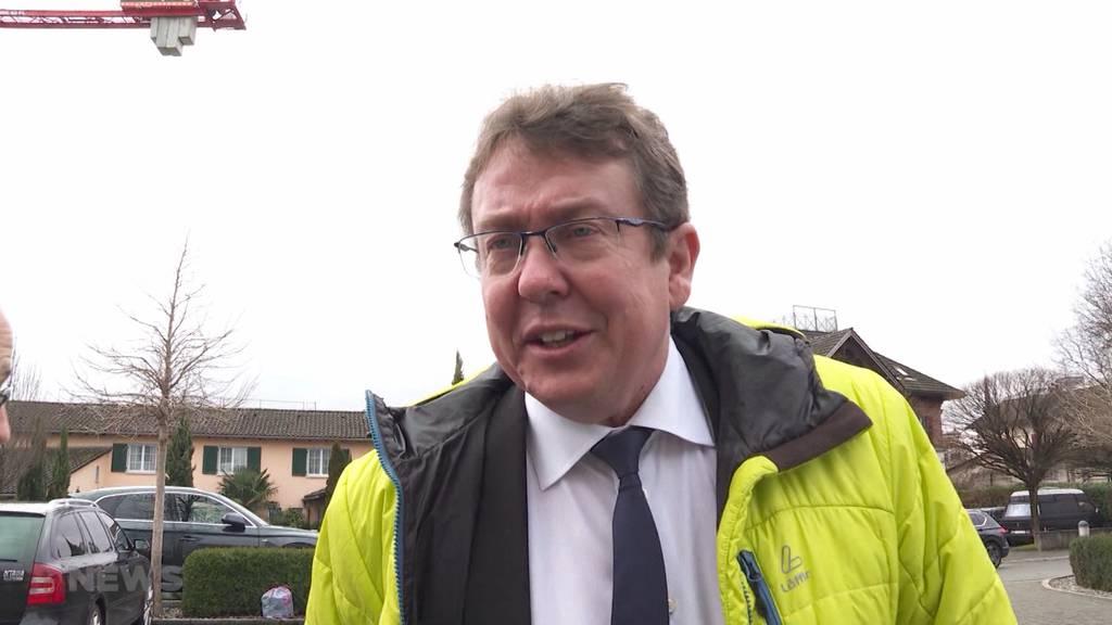 Wer wird der Nachfolger von SVP-Präsident Albert Rösti?