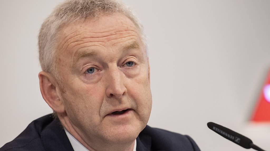 Swiss-Chef Thomas Klühr nimmt Ende Jahr den Hut
