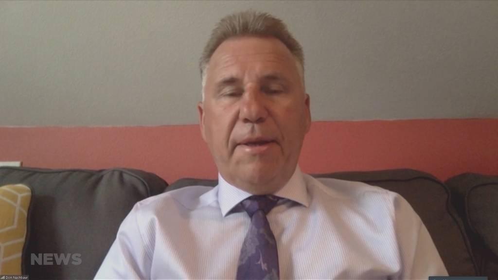 SCB verpflichtet Don Nachbaur als Head Coach