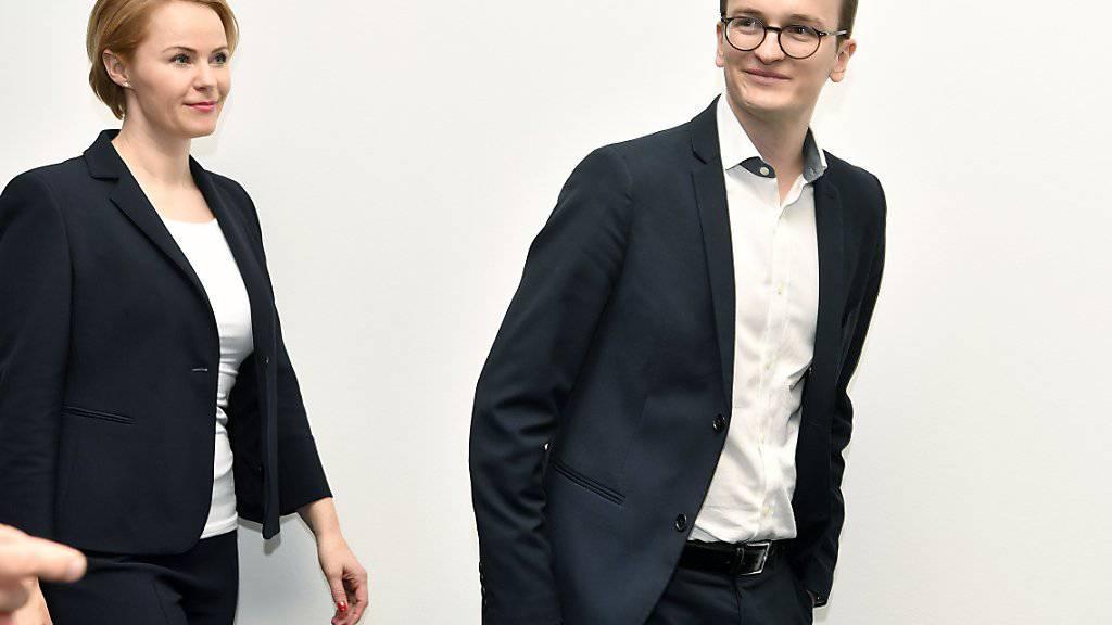 Die Departemente sind verteilt: Martin Neukom (Grüne) wird neuer Zürcher Baudirektor, Natalie Rickli (SVP) übernimmt die Gesundheitsdirektion.
