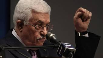 Neuer Versuch: Palästinenserpräsident Abbas will Israels Abzug