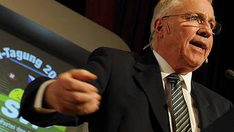 Blocher ruft seine Anhänger zu Widerstand auf