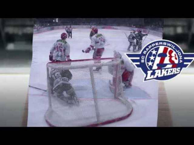 Die Highlights des Spiels EHC Olten - SC Rapperswil Jona Lakers, 19.02.17