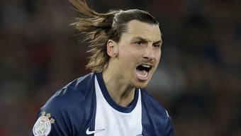 Ein Tor, zwei Asissts lautet die Ausbeute Ibrahimovics gegen Bastia