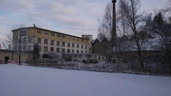 Variantenentscheid des Regierungsrates: Die Umfahrung Ottenbach führt westlich an der Fabrik Haas vorbei.