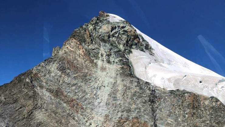 Der Bergunfall ereignete sich, als die beiden Alpinisten auf dem Abstieg vom Pollux (Bild) in Richtung Zwillingsjoch waren.